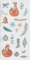 Animals - sticker sheet (10x15cm) #13