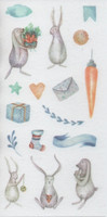 Animals - sticker sheet (10x15cm) #15