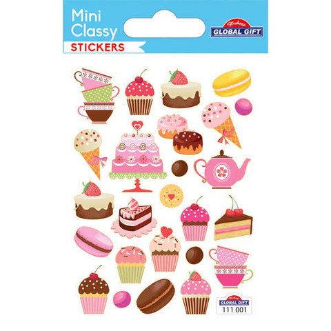 Mini sticker sheet - Sweeties