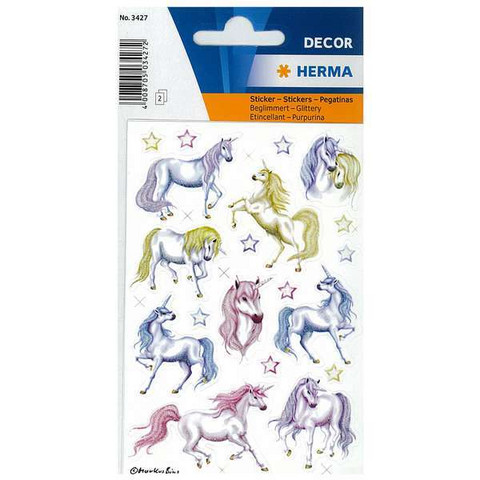 Unicorns (2 sticker sheets)