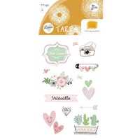 To friend (2 sticker sheets)