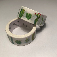 Washi tape - Plants (1.5cm x 5m) #1