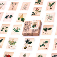 Sticker box - Stamps (45 stickers) #2