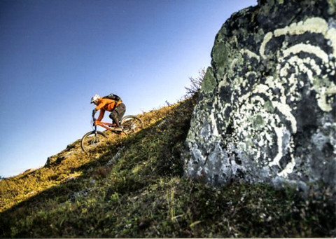 Biker's challenges
