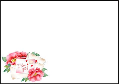 Love letter - envelope (C6)