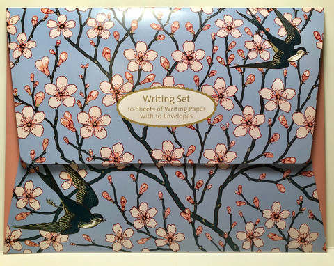 Almond Blossom and Swallow - kirjesetti (10p+10k)