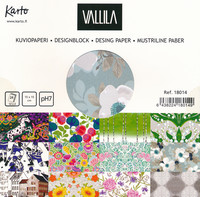 Vallila - design papers (15x15cm)