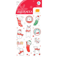 Christmas - stickers (2 sheets) #3