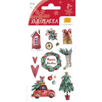 Christmas - stickers (2 sheets) #4