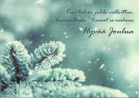 Christmas postcard - Atmosphere #5