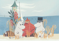 Moomins #oursea 8
