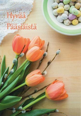 Hyvää pääsiäistä #3