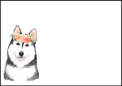 Dog - envelope (C6) #1