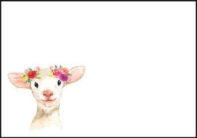 Lammas - kirjekuori (C6) #1
