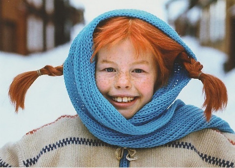 Pippi Longstocking #14
