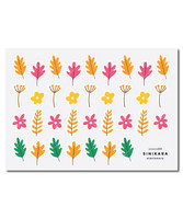 Sinikara Stationery - Autumn leaves