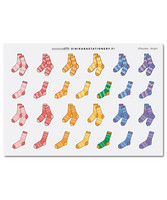Sinikara Stationery - Woolen socks