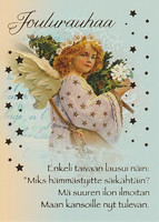 Christmas postcard - Christmas peace #2