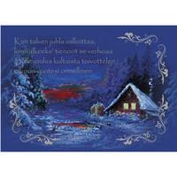 Christmas postcard - View #4