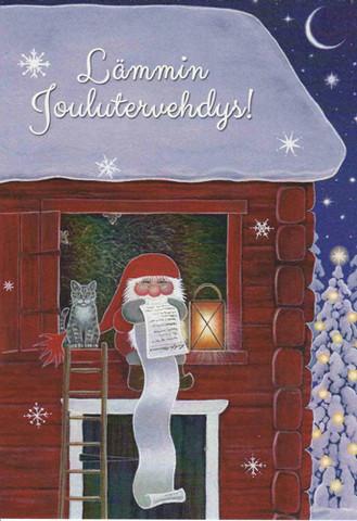 Christmas cards - Elves #5