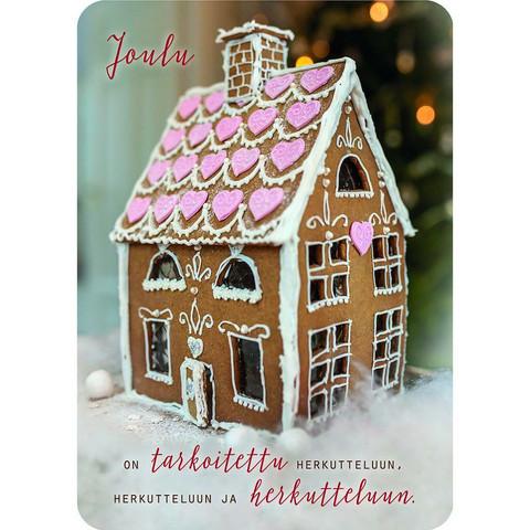 Joulu on tarkoitettu herkutteluun, herkutteluun ja herkutteluun.