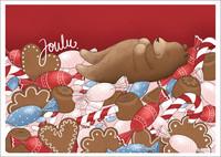 Mantelina - Jouluherkkuja