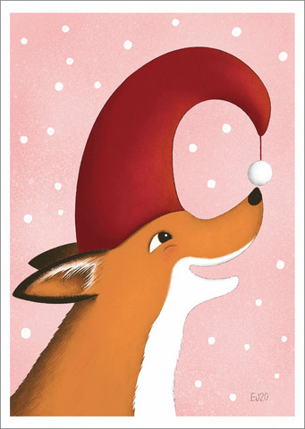 Mantelina - Fox's Christmas