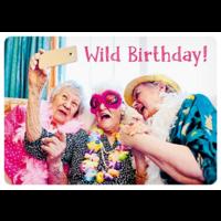Wild Birthday!