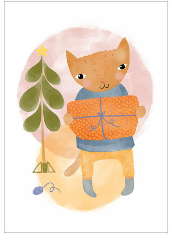 Tuuliamoods - Cat's gift