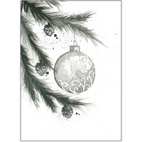 Christmas postcard - Let the Christmas come #2