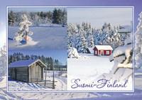 Suomi-Finland snow landscape #2
