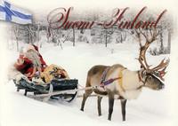 Suomi-Finland snow landscape #3