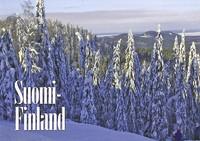 Suomi-Finland snow landscape #7