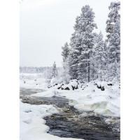 Suomi-Finland snow landscape #13
