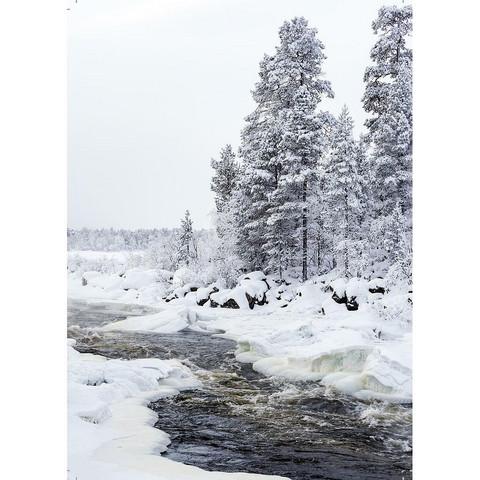 Suomi-Finland lumimaisema #13