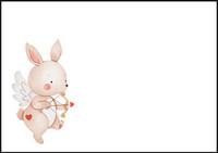 Pupu - kirjekuori (C6) #2