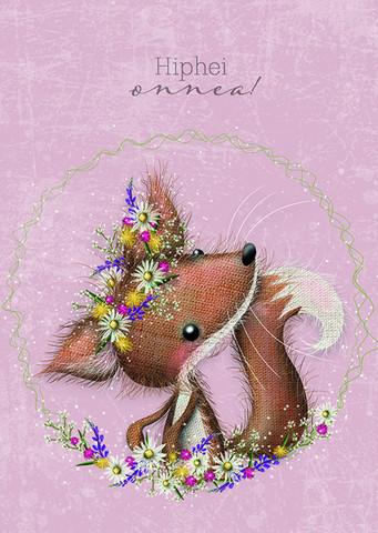 Congrats! - squirrel