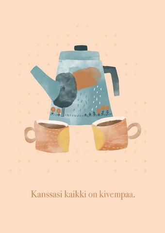 Tuuliamoods - Kahvia kanssa