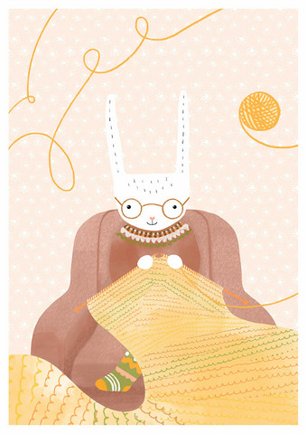 Tuuliamoods - The joy of knitting