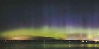 Aurora borealis (10x20cm) #2