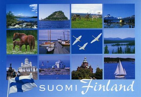Suomi-Finland 12 kuvaa