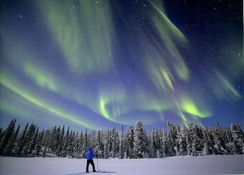 Aurora borealis #29