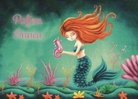 Congratulations - mermaid