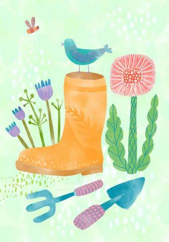 Tuuliamoods - Garden dreams
