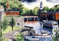 Vallila - Suomenlinna