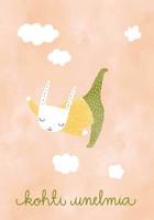 Tuuliamoods - Kohti unelmia (2-osainen kortti)