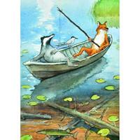 Tommi Nordgren - Animals fishing