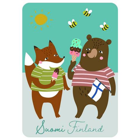 Lulu&Helina - Animals and ice cream