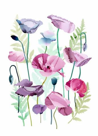 Utuliini - Poppies daydreaming