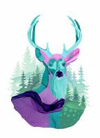 Utuliini - Deer and it's home